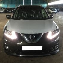 Image of NISSAN X-TRAIL DIESEL STATION WAGON 1.6 dCi N-Vision 5dr [7 Seat] 4x4