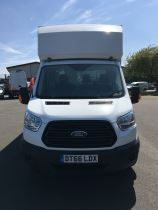 Image of FORD TRANSIT 350 L3 DIESEL RWD 2.2 TDCi 155ps 'One Stop' Luton Van