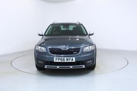 Image of SKODA OCTAVIA 2.0 TDI CR 184 Scout 4x4 5dr DSG Estate