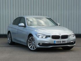 Image of BMW 3 SERIES 320d Luxury 4dr Saloon