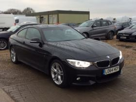 Image of BMW 4 SERIES DIESEL COUPE 420d M Sport 2dr Coupe