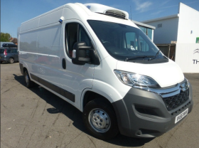 Image of CITROEN RELAY 35 L3 DIESEL 2.2 HDi H2 Van 130ps