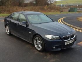 Image of BMW 5 SERIES 520d [190] M Sport 4dr Step Auto Saloon