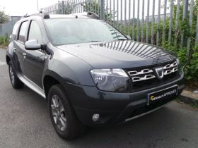 Image of DACIA DUSTER DIESEL ESTATE 1.5 dCi 110 Laureate 5dr 4x4